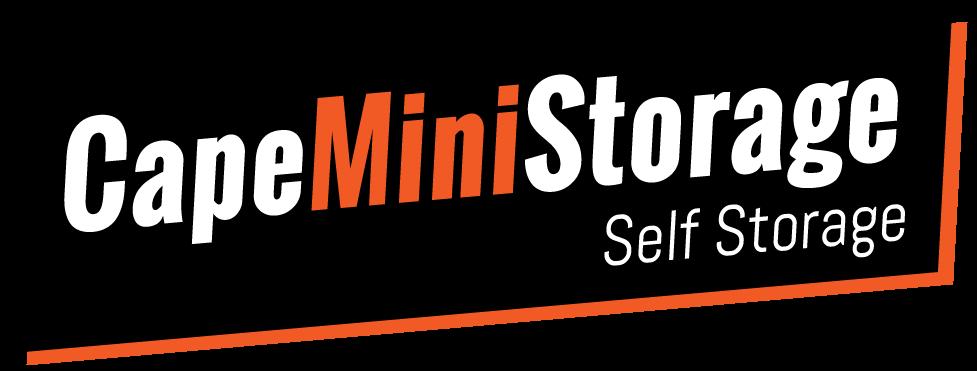 This is the Cape Mini Storage Logo